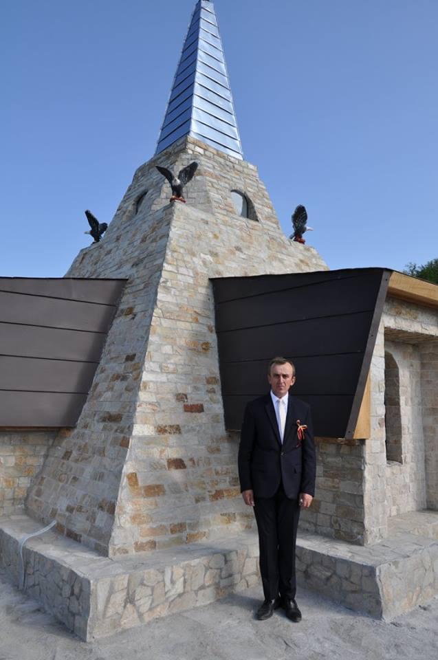 Sfintire Monument Nemtisor conceput de Parintele Justin Parvu 46