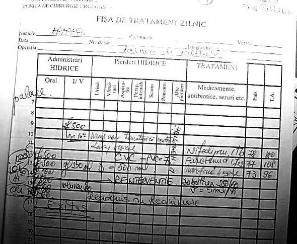 Fisa-Mortii-Patriarhului-Modificata-la-Spitalul-Fundeni