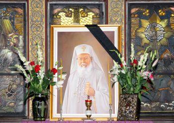 Funeraliile Patriarhului