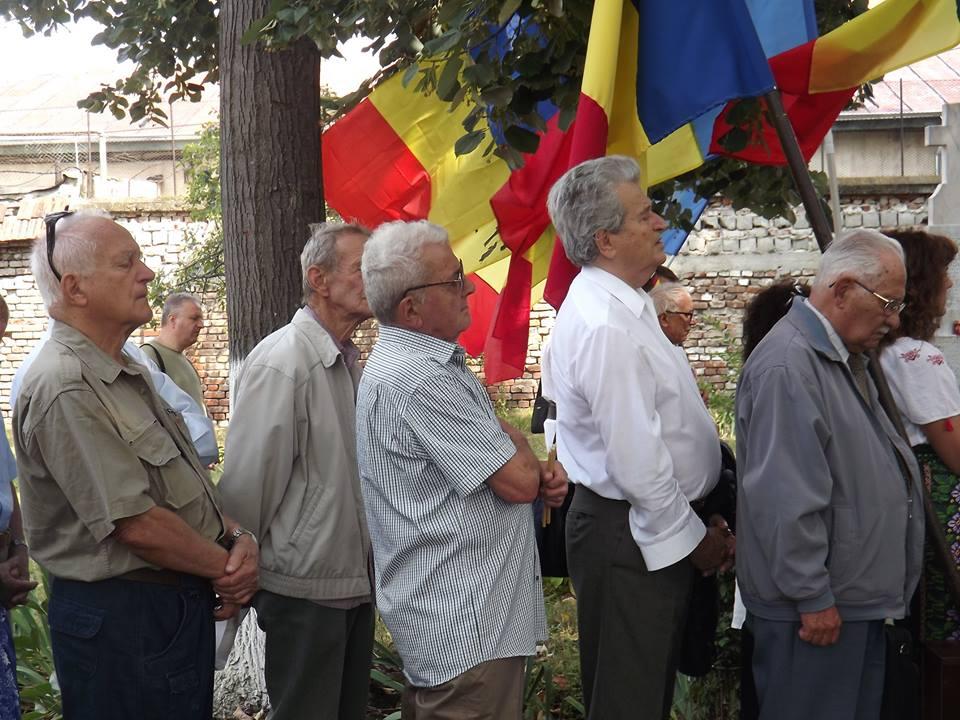 Comemorarea detinutilor politic - Targusor 2016 1