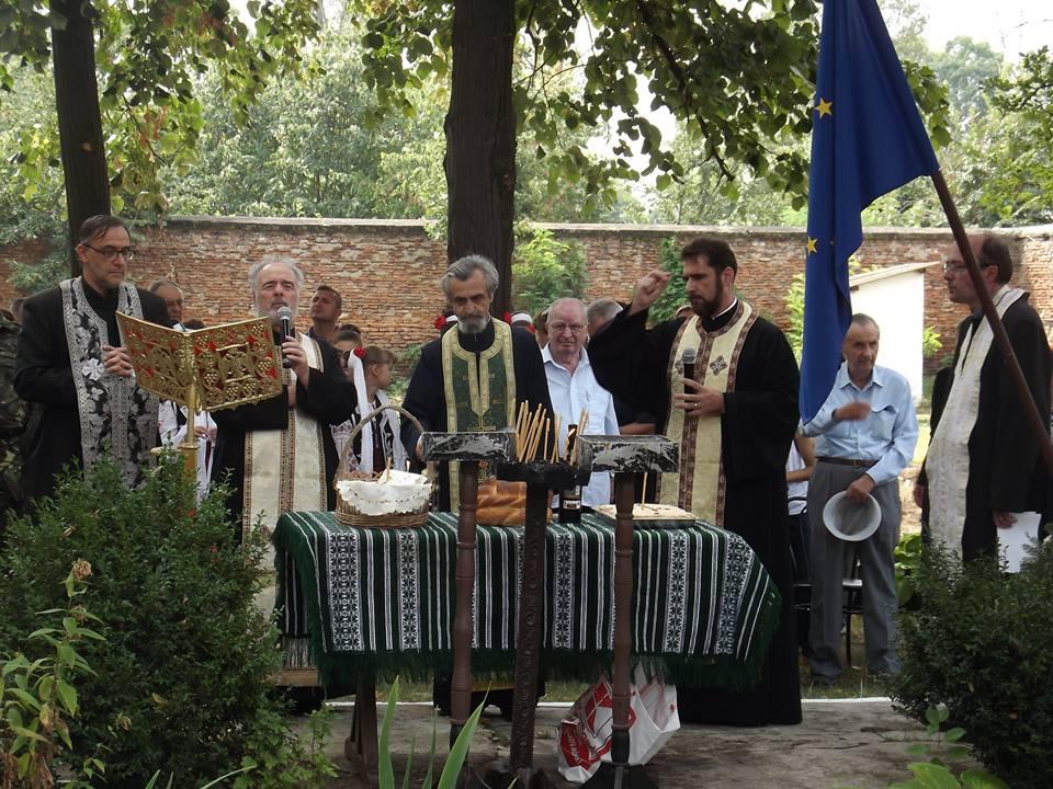 Comemorarea detinutilor politic - Targusor 2016 3