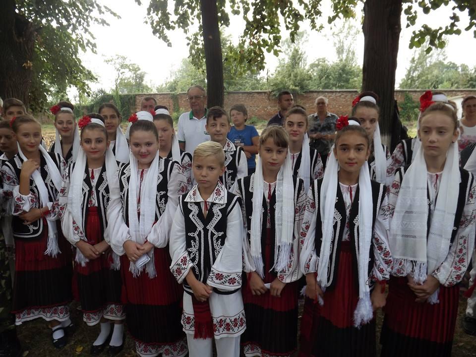 Comemorarea detinutilor politic - Targusor 2016 Copii