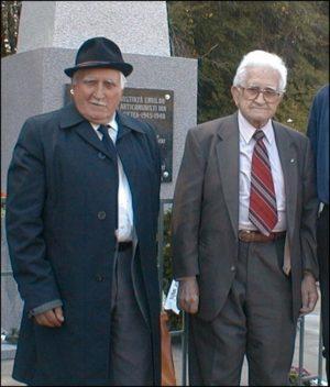 Ion Gavrila Ogoranu si Traian Golea
