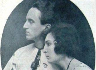 Nunta lui Ionel Moța cu Iridienta Codreanu – 18 August 1927