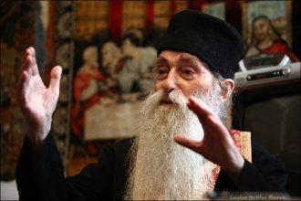 """SINGUR ORTODOXIA – Părintele Arsenie Papacioc la 102 ani: """"Iisuse, Iisuse, Iisuse, Iartă-mă!"""""""