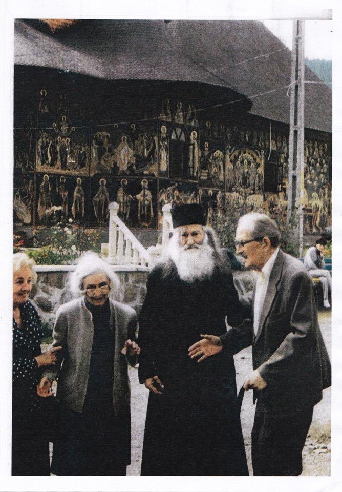 Varvara Parintele Justin si Toader Popescu 1