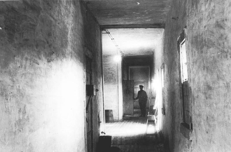 Workuta-ITL, Isolator für verschärftes Regime (Lagergefängnis). 1945