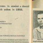 Nicu Popescu Vorkuta – Omul la care a venit Maica Domnului în celulă. Minunea din sediul KGB de la Lubianka şi fotografii din Gulag (30 iulie 1918 – 16 septembrie 1999)