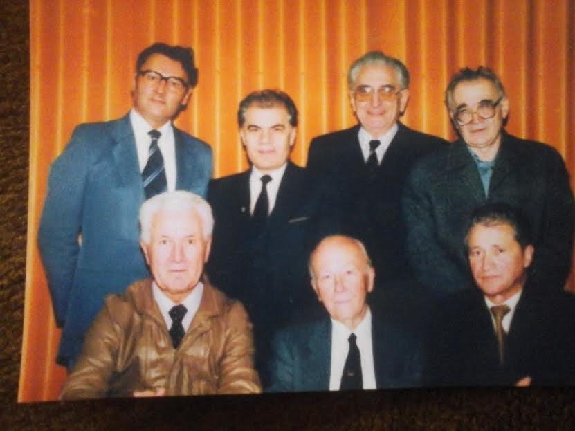 Ion Mihai Giuran in Exil