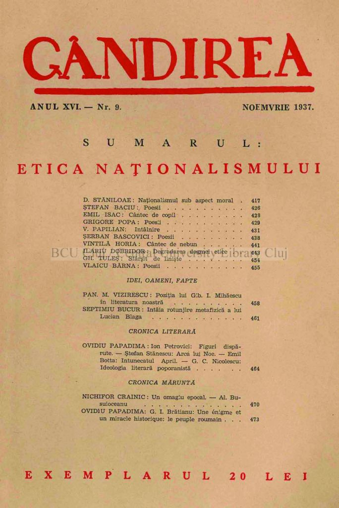 gandirea-anul-xvi-nr-9-noiembrie-1937
