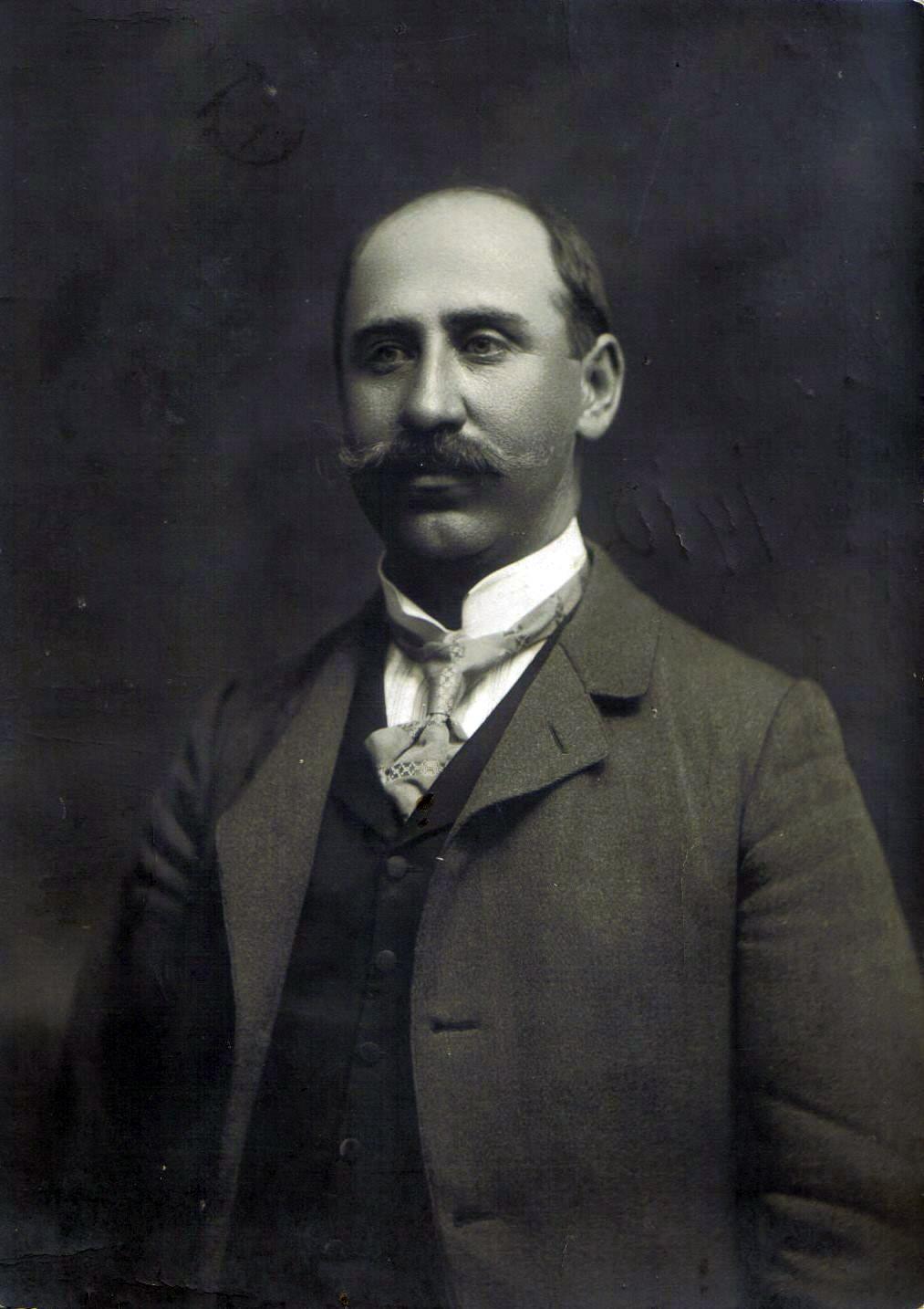 Hristache Solomon (20 octombrie 1876 – † 31 martie 1935)