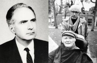 """Doi fraţi legionari: """"scepticul"""" Emil Cioran şi """"ascetul"""" Aurel Cioran (14 mai 1914 – 27 noiembrie 1997)"""