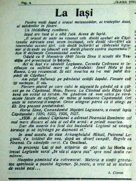la-iasi-miscarea-legionara-aurel-cioran-glasul-stramosesc-nr-2-1940