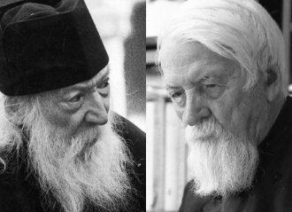 Marele duhovnic Adrian Făgeţeanu şi marele teolog Dumitru Stăniloae, născuţi în aceeaşi zi: 16 noiembrie