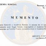 """DOCUMENT: Nichifor Crainic reconfirmat membru titular al Academiei Române. ABSOLUT INEDIT: Ultimele gânduri ale marelui gândirist: Amintiri despre """"Gândirea"""""""