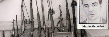 Alexandru Maxim – erou al luptei armate anticomuniste (22 martie 1926 – † 2 aprilie 1950)
