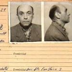 Fisa de incarcerare a detinutului Nicu Aureliu Steinhardt si intrarea pe poarta fericirii: Celula Nr. 18, Jilava. DOCUMENTE SI CONFESIUNI