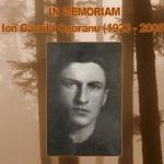 Brazii se frâng dar nu se îndoiesc. Dr. Teofil Mija despre eroul rezistenţei armate anticomuniste Ion Gavrilă Ogoranu (1 ianuarie 1923 – 1 mai 2006) FOTO/VIDEO