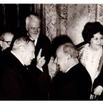 AUDIO EXTRAORDINAR: Discursul Părintelui Dumitru STĂNILOAE la aniversarea de 80 de ani a academicianului Nichifor CRAINIC