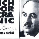 Discursul lui Nichifor Crainic la primirea în Academia Română, în urmă cu 75 de ani: ELOGIUL LUI OCTAVIAN GOGA