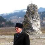 Eroul anticomunist Grigore Caraza – un an în Ceruri (+10 noiembrie 2014). VIDEO cu fostul deţinut politic timp de 21 ani şi Părinţii Justin Pârvu şi Paulin Clapon