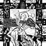 """Vintilă Horia: """"Din toată această ţintuire pe Cruce a ţâşnit sângele sfânt care a făcut posibilă poezia din acest nou Graal"""". Poezii din Închisori şi Contra Naturam – FOTO"""