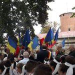 Comemorarea suferinței și biruinței copiilor deținuți politic la Târgşor şi trecerea la Domnul a partizanului Mircea Dobre, la 94 de ani – 18 August 2016