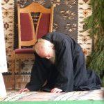 """Părintele Adrian Făgeţeanu, Mărturisitorul. Ultimele sfaturi: """"Smerenia e cel mai mare dar de la Dumnezeu, izvorul celorlalte. Să aveți smerenie. Și jetfelnicie."""" (+27 Septembrie 2011)"""