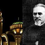"""Părintele Ioan Moţa, fondatorul ziarului LIBERTATEA, arestat de unguri şi luptător pentru Basarabia, ctitorul Catedralei din Orăştie """"Sf. Arhangheli Mihail şi Gavriil"""""""