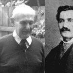 Gheorghe Eminescu, nepotul lui Eminescu, deţinut politic închis de bolşevici la Aiud, Jilava, Ocnele Mari şi lagărul de la Peninsula